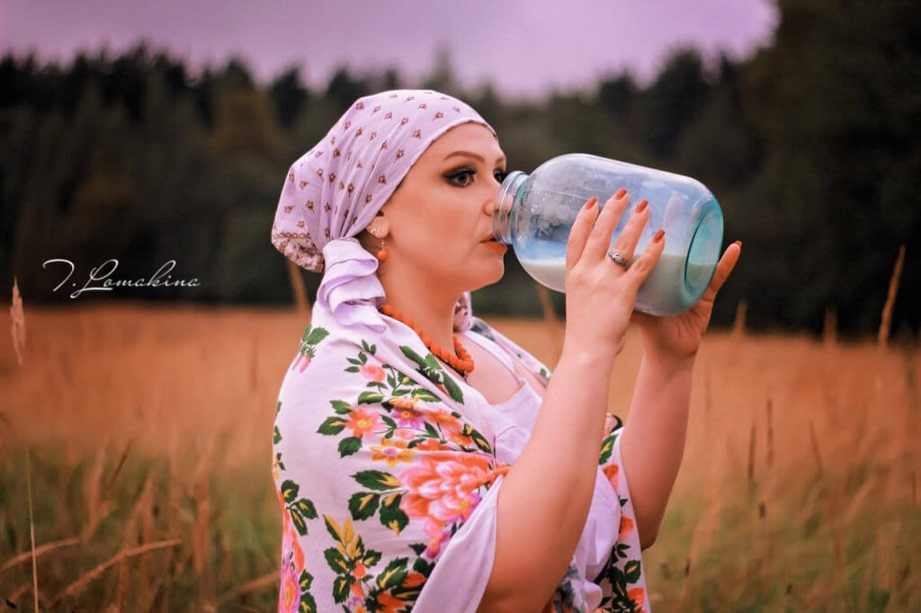 Фотопроект Сенокос для Ансамбля МЧС
