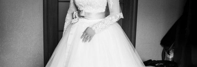 Сборы невесты на свадьбу